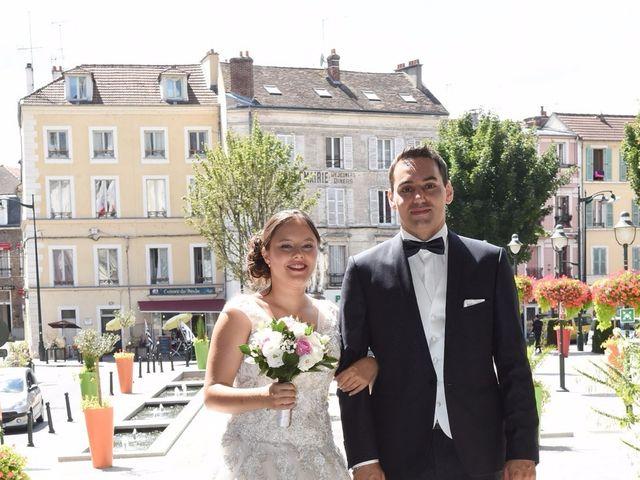 Le mariage de Sébastien et Emmanuelle à Corbeil-Essonnes, Essonne 18