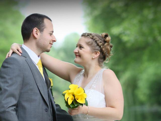 Le mariage de Virginie et Jeremy à Poissy, Yvelines 7