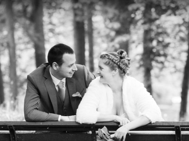Le mariage de Virginie et Jeremy à Poissy, Yvelines 8