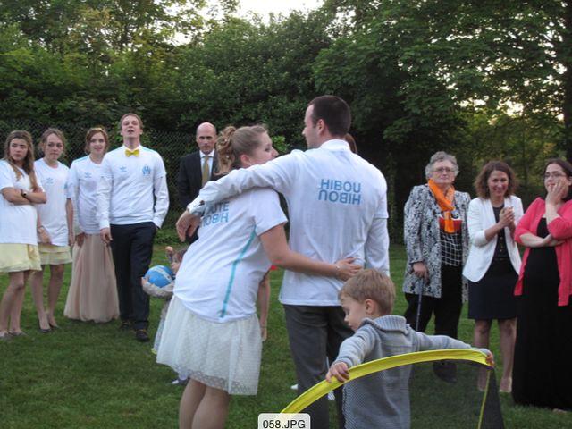 Le mariage de Virginie et Jeremy à Poissy, Yvelines 27