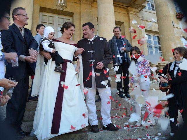 Le mariage de Christophe et Sabine à Viarmes, Val-d'Oise 22