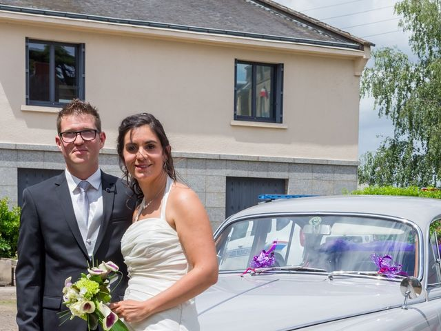 Le mariage de Judicaël et Candice à Noirterre, Deux-Sèvres 34