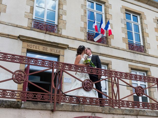 Le mariage de Judicaël et Candice à Noirterre, Deux-Sèvres 44