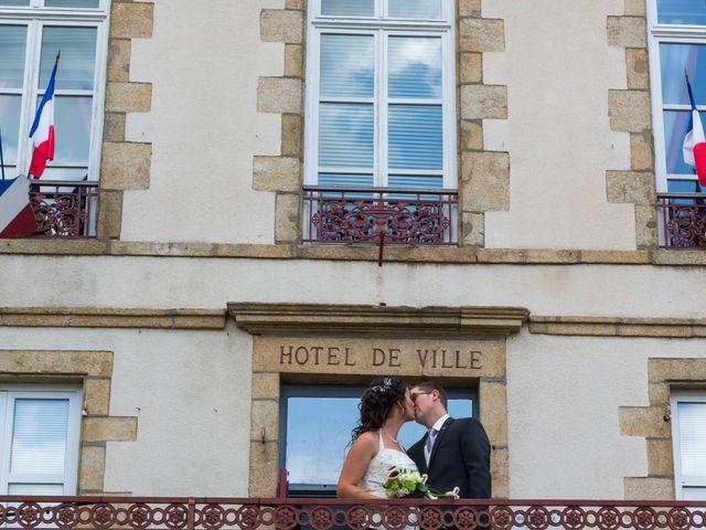 Le mariage de Judicaël et Candice à Noirterre, Deux-Sèvres 45