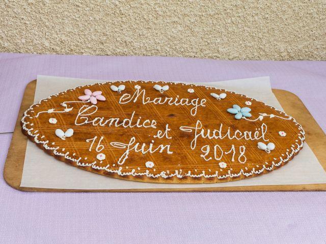 Le mariage de Judicaël et Candice à Noirterre, Deux-Sèvres 54