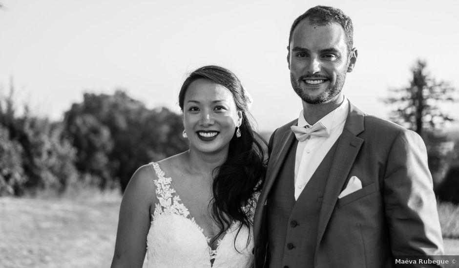 Le mariage de Simon et Nhu-Mai à Anglet, Pyrénées-Atlantiques