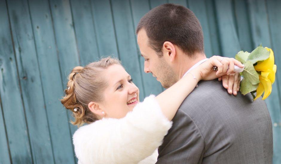 Le mariage de Virginie et Jeremy à Poissy, Yvelines
