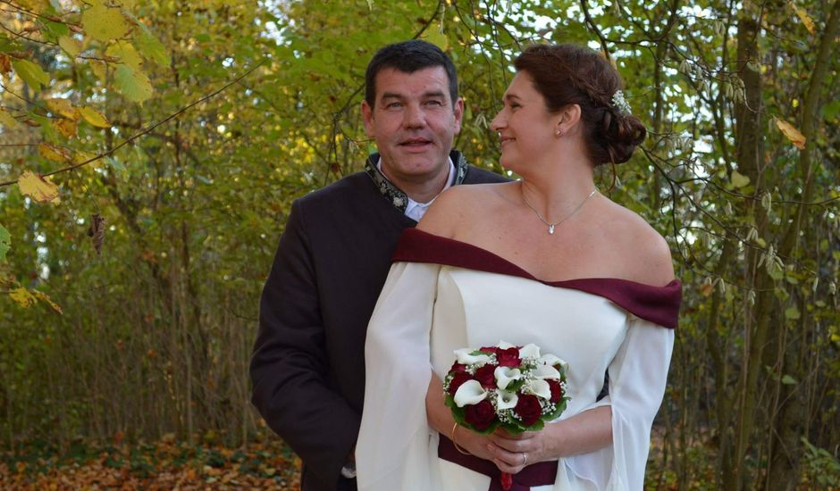 Le mariage de Christophe et Sabine à Viarmes, Val-d'Oise