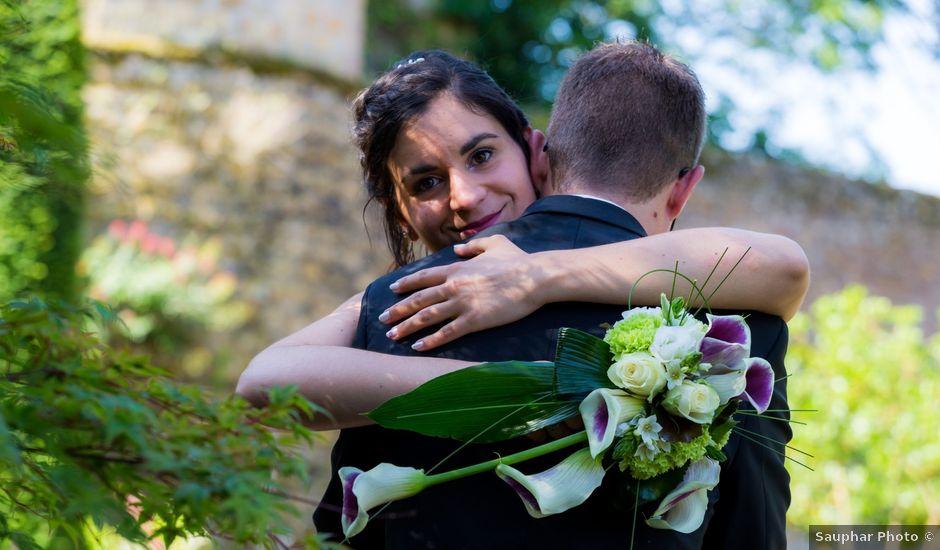 Le mariage de Judicaël et Candice à Noirterre, Deux-Sèvres