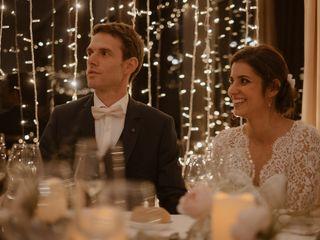 Le mariage de Éléonore et Maxime