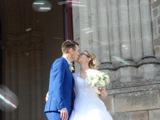 Le mariage de Sébastien et Aurore