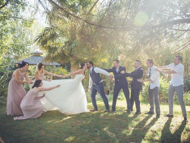 Le mariage de Arnaud et Cindy à Cugnaux, Haute-Garonne 12