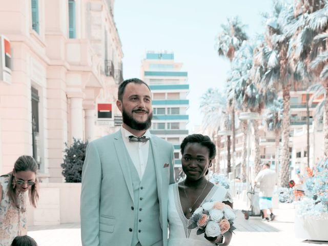 Le mariage de Benoît et Alexie à Hyères, Var 7