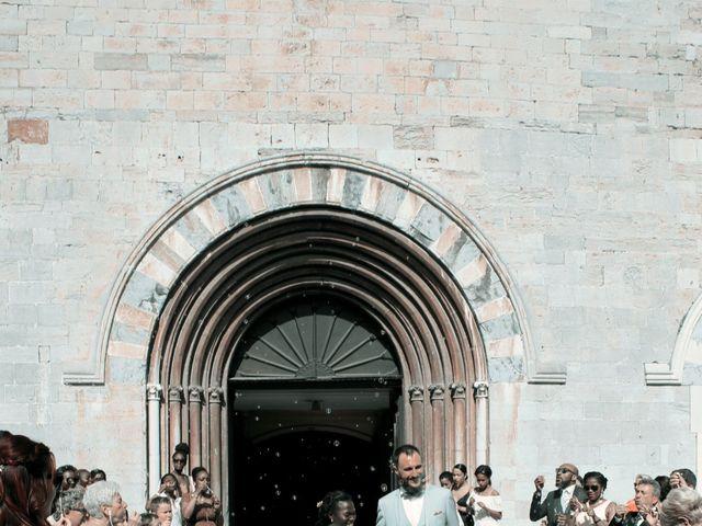 Le mariage de Benoît et Alexie à Hyères, Var 15