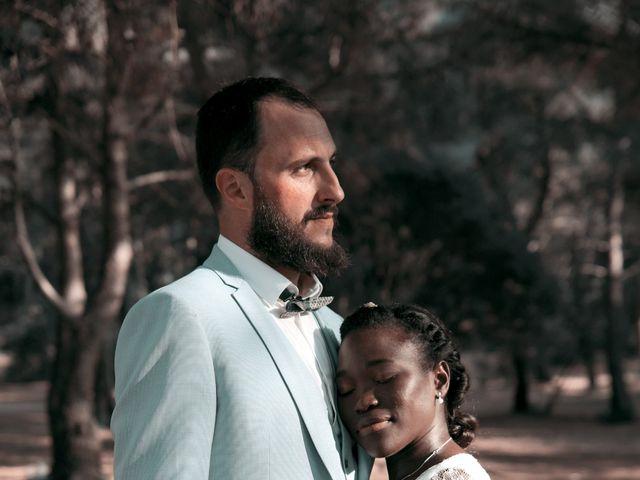 Le mariage de Benoît et Alexie à Hyères, Var 41