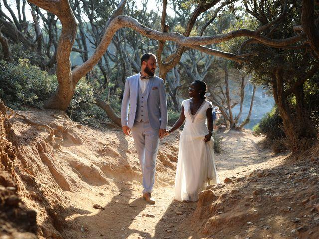 Le mariage de Benoît et Alexie à Hyères, Var 47