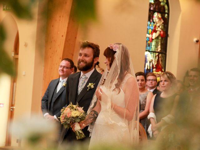 Le mariage de Morgan et Eoin