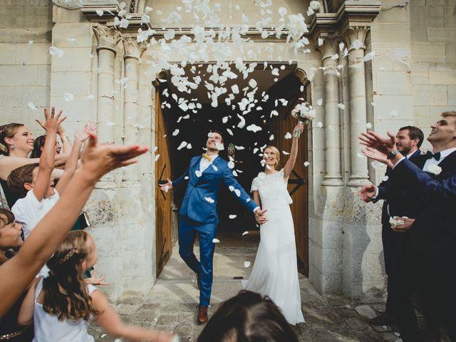 Le mariage de Alexis et Laura à Berneuil-sur-Aisne, Oise 37