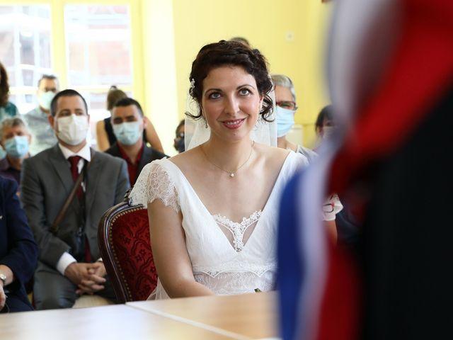 Le mariage de Jean-Christophe et Myriam à Rougemont-le-Château, Territoire de Belfort 21