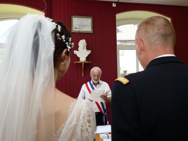 Le mariage de Jean-Christophe et Myriam à Rougemont-le-Château, Territoire de Belfort 22