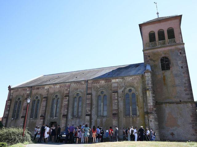 Le mariage de Jean-Christophe et Myriam à Rougemont-le-Château, Territoire de Belfort 24