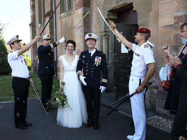 Le mariage de Jean-Christophe et Myriam à Rougemont-le-Château, Territoire de Belfort 34