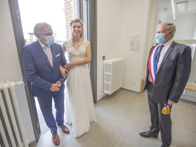 Le mariage de Vivien et Céline à Villers-Outréaux, Nord 8