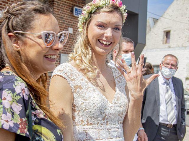 Le mariage de Vivien et Céline à Villers-Outréaux, Nord 25
