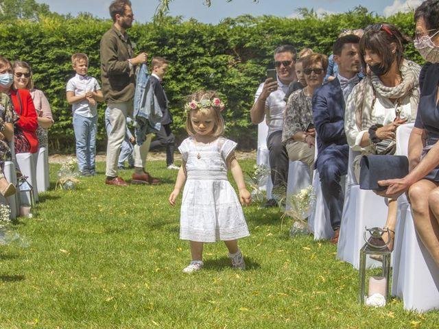 Le mariage de Vivien et Céline à Villers-Outréaux, Nord 35