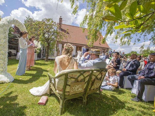 Le mariage de Vivien et Céline à Villers-Outréaux, Nord 37