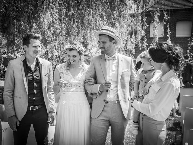 Le mariage de Vivien et Céline à Villers-Outréaux, Nord 77