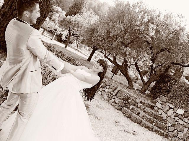 Le mariage de Yann et Kelly à Sanary-sur-Mer, Var 1