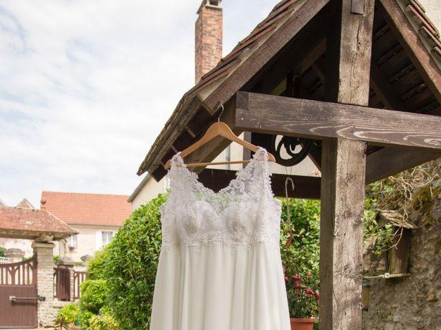 Le mariage de Brice et Laura à Arronville, Val-d'Oise 9