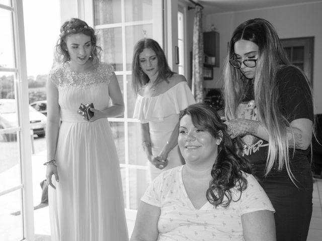 Le mariage de Brice et Laura à Arronville, Val-d'Oise 10