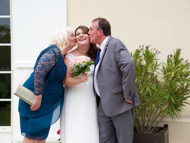 Le mariage de Brice et Laura à Arronville, Val-d'Oise 17