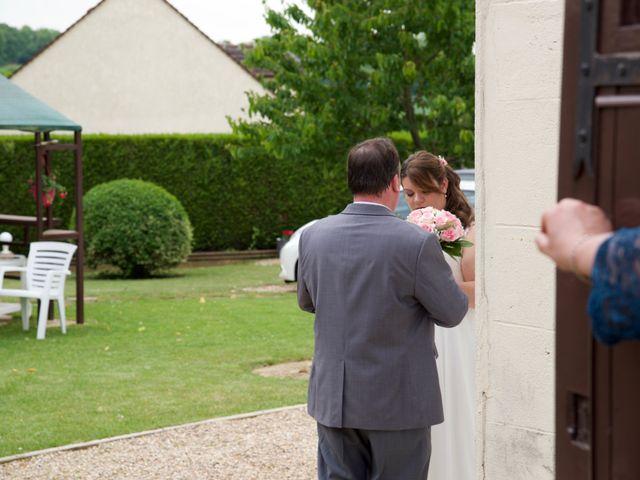 Le mariage de Brice et Laura à Arronville, Val-d'Oise 18