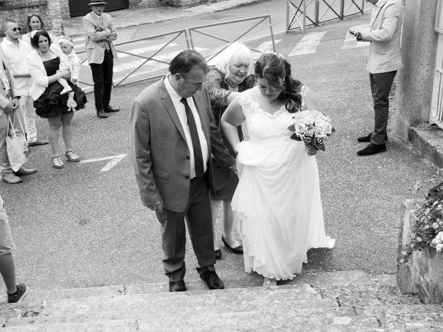 Le mariage de Brice et Laura à Arronville, Val-d'Oise 19