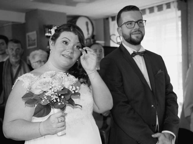 Le mariage de Brice et Laura à Arronville, Val-d'Oise 20
