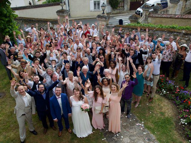 Le mariage de Brice et Laura à Arronville, Val-d'Oise 22