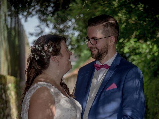 Le mariage de Brice et Laura à Arronville, Val-d'Oise 27