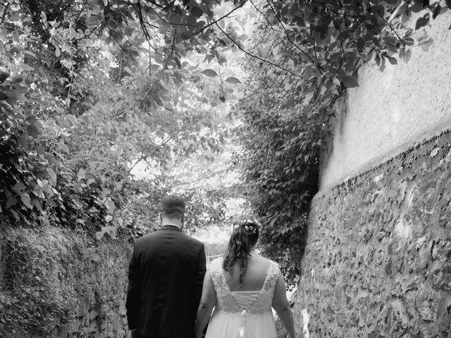 Le mariage de Brice et Laura à Arronville, Val-d'Oise 29