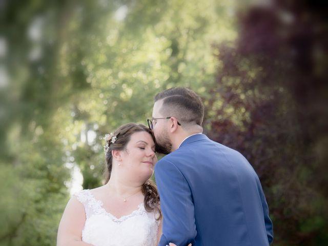 Le mariage de Brice et Laura à Arronville, Val-d'Oise 1