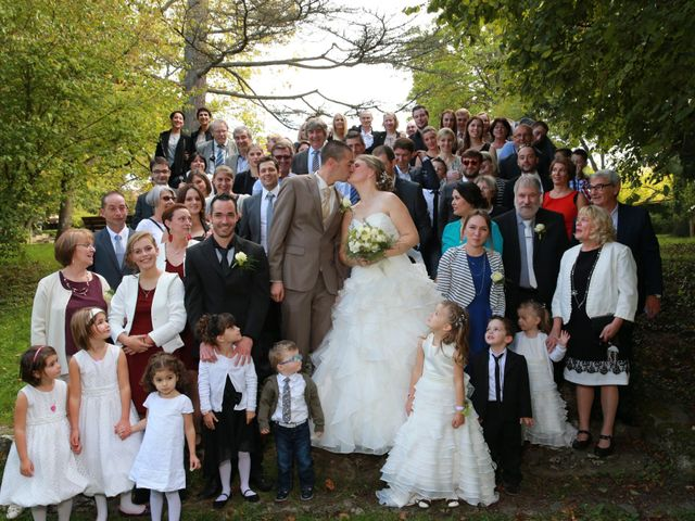 Le mariage de Emmanuel et Vanessa à Itteville, Essonne 12