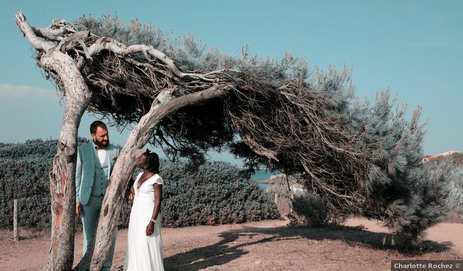 Le mariage de Benoît et Alexie à Hyères, Var