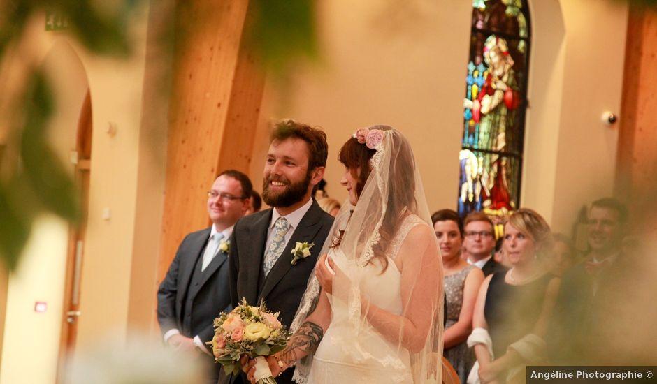 Le mariage de Eoin et Morgan à Nevers, Nièvre