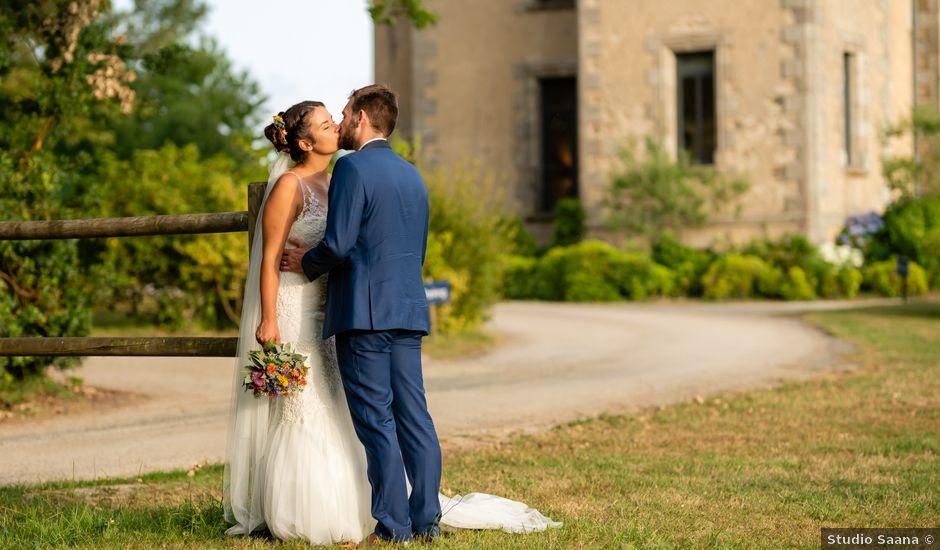 Le mariage de Laurentin et Pauline à Vertou, Loire Atlantique