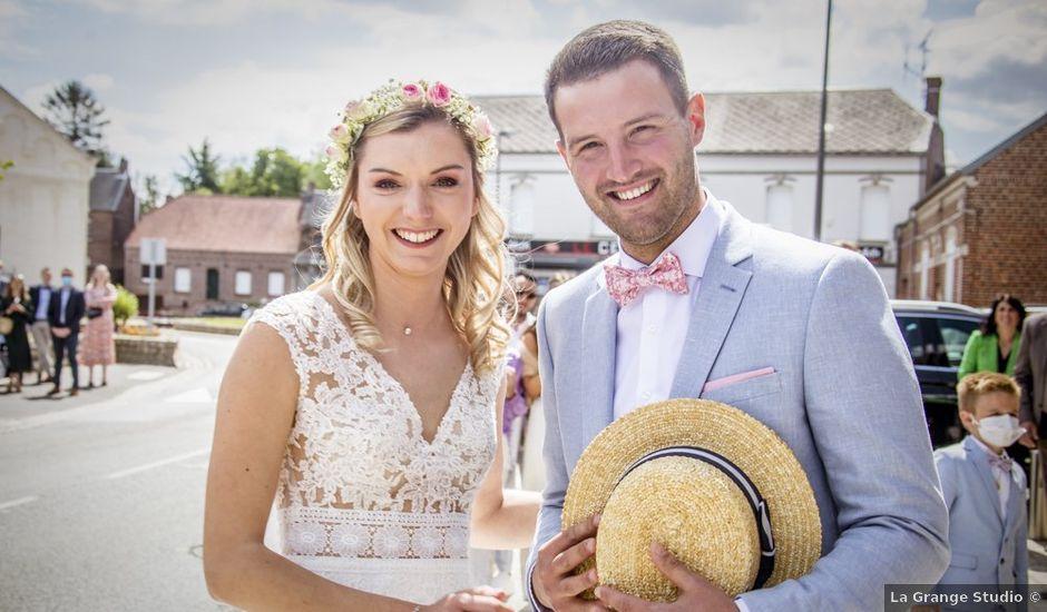 Le mariage de Vivien et Céline à Villers-Outréaux, Nord