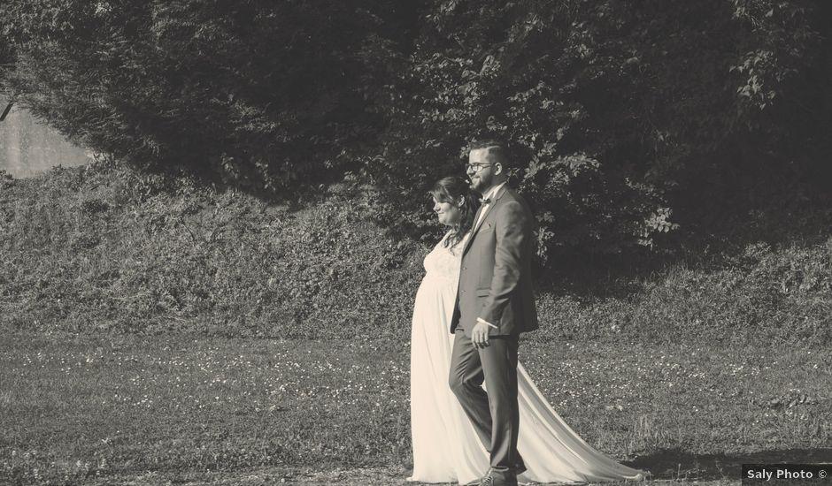 Le mariage de Brice et Laura à Arronville, Val-d'Oise