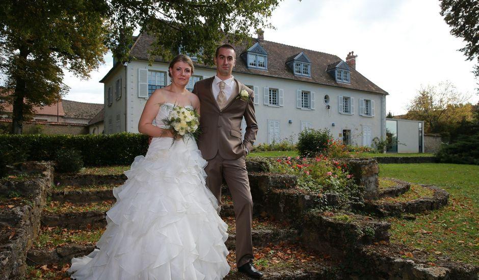 Le mariage de Emmanuel et Vanessa à Itteville, Essonne