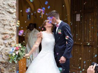 Le mariage de Camille et Fred